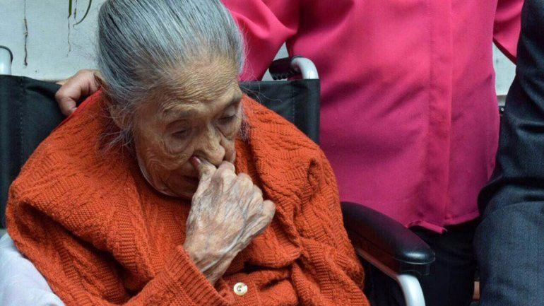 Trinidad Álvarez Lira era la mujer más longeva de la capital de México.
