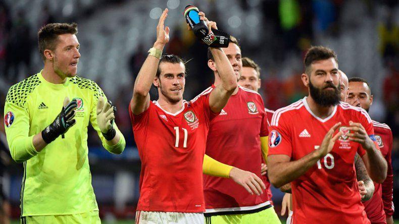Los Dragones de Gales quieren seguir haciendo historia.