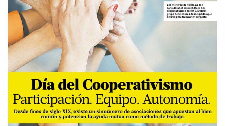 Día del cooperativismo