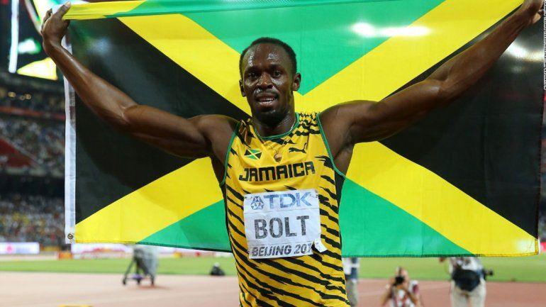 Usain Bolt se lesionó y está en jaque su participación en los Juegos Olímpicos