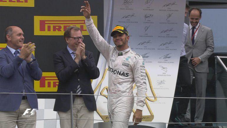 Austria: Hamilton se impuso en un dramático final de carrera