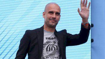 El City quiere que Guardiola sea el técnico mejor pago del mundo