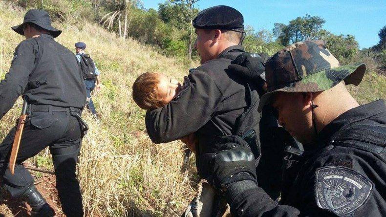 El nene secuestrado por un duende apareció vivo