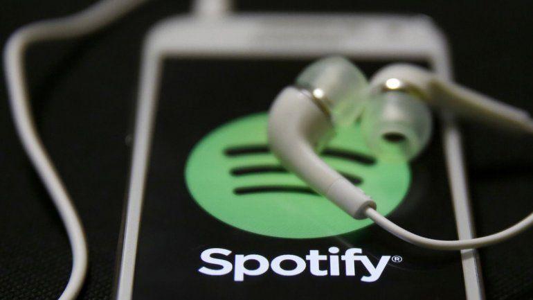 Spotify es uno de los streaming de música más importantes.