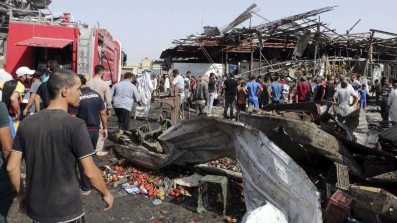 Irak amaneció ensangrentada