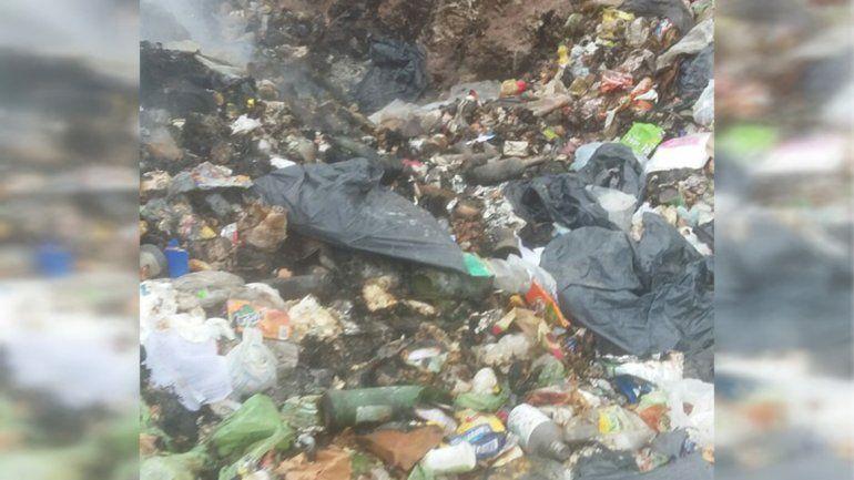 La contaminación por un basurero a cielo abierto preocupa a los vecinos de Picún