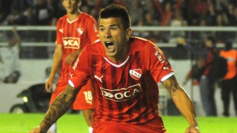 Cuesta jugó la Copa América.