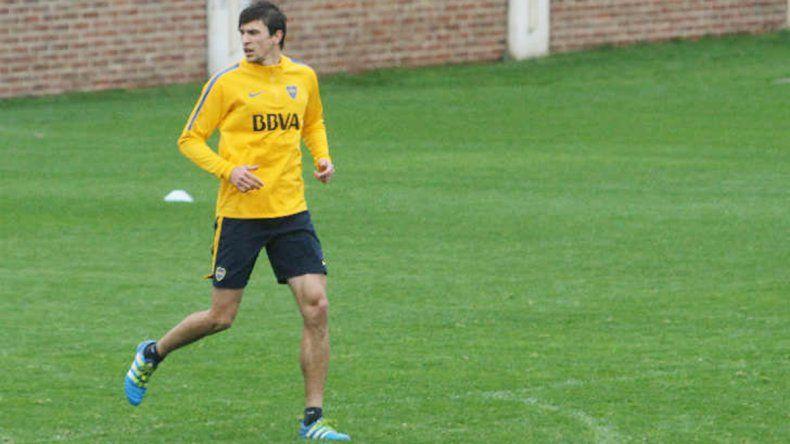 Vergini firmó, ya hizo fútbol y Boca piensa en la semi