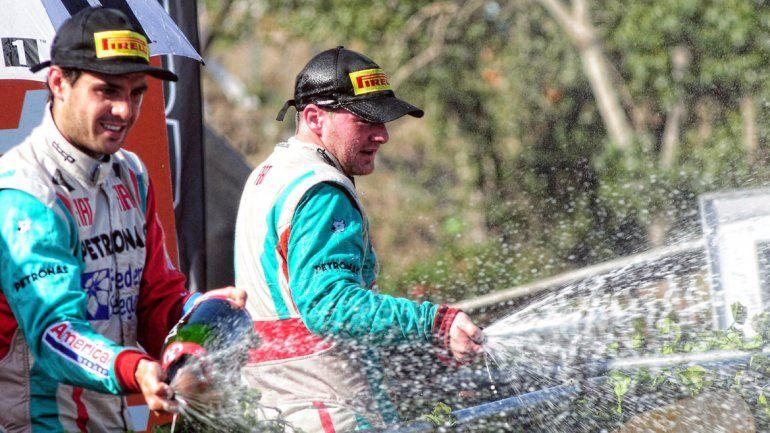 Súper TC 2000: Urcera repitió un gran fin de semana
