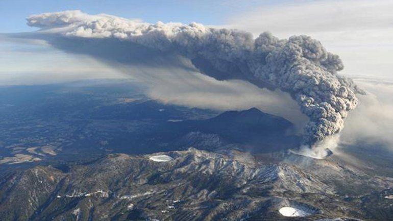 Japoneses van a radiografiar volcanes para predecir su actividad