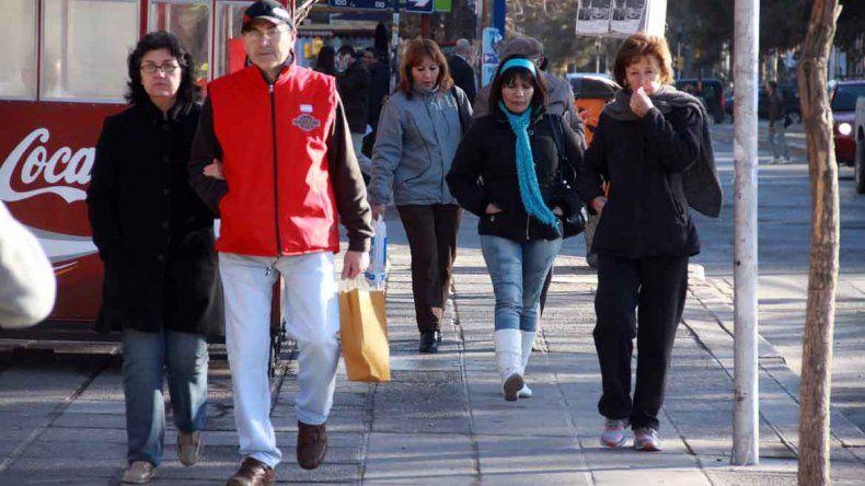 Menos frío y más sol: mejoran los días en la región