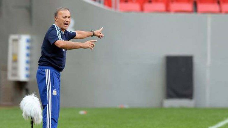 El Vasco Olarticoechea será el DT en Río 2016