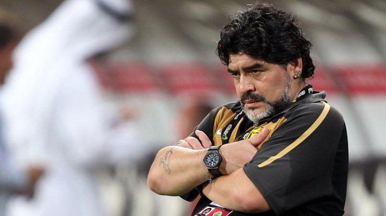Maradona se reunirá con el enviado de la FIFA