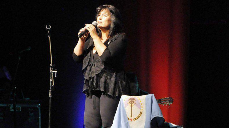 Marité Berbel es una de las voces elegidas para entonar el Himno Nacional