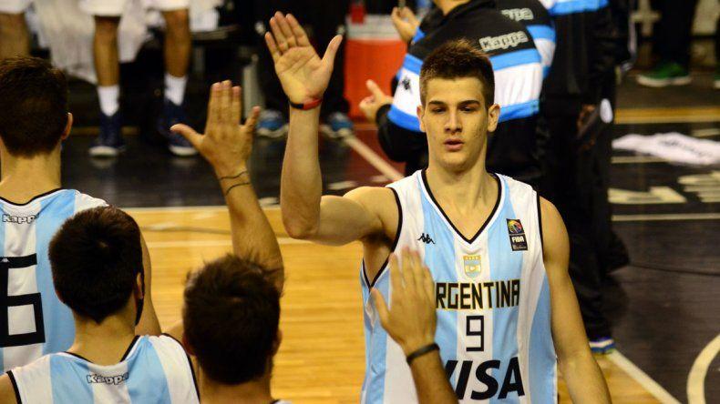 Otro argentino a la NBA: el escolta de Peñarol Nicolás Brussino