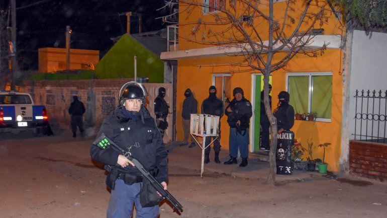 Golpe a kiosco narco: tres jóvenes fueron detenidos