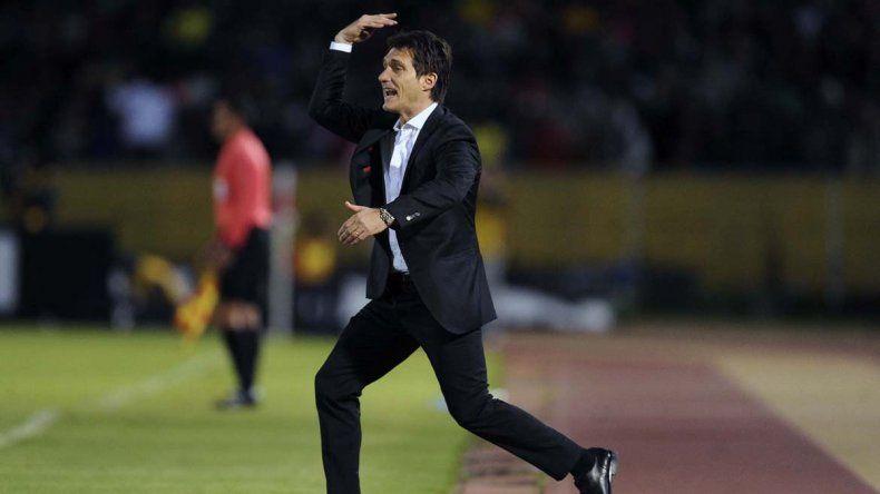 Tras la derrota en Quito, Guillermo expresó: Vamos a ver si ellos soportan la presión de la Bombonera