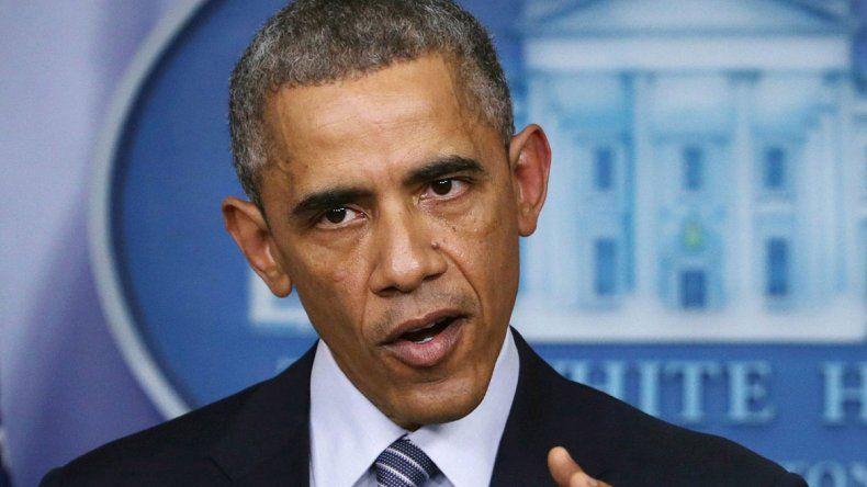 Obama también advirtió que darán debates sobre el control de armas.