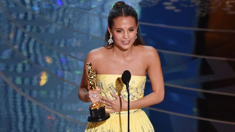 La actriz interpretará a Lara Croft en su excursión por el reino de Yamatai.
