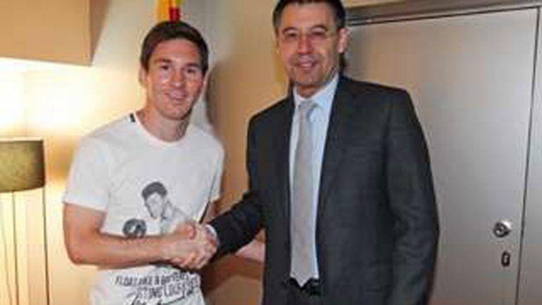 En el Barça sufren por las ofertas a Lio y quieren mejorarlas.