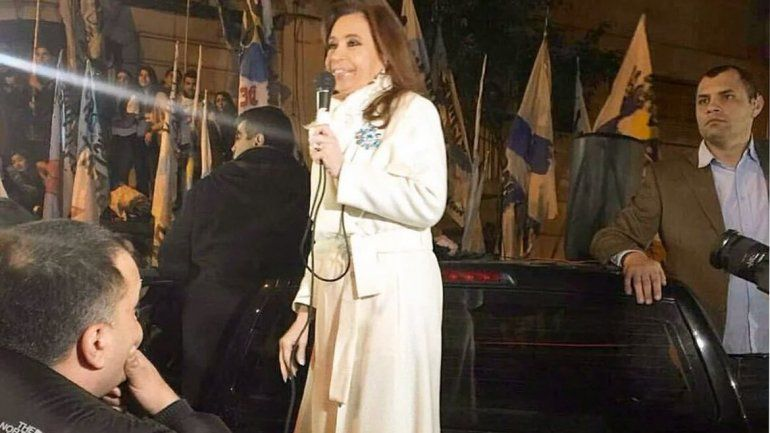 Cristina: La Patria, tarde o temprano, vence