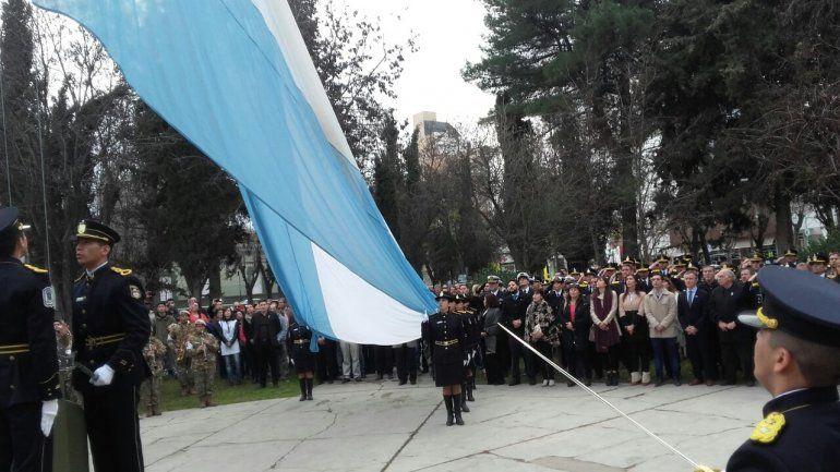 Así se festejó en la ciudad el Día de la Independencia