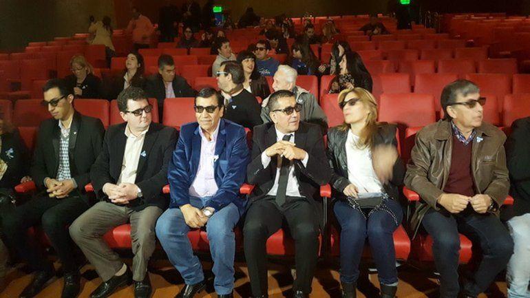 Cutral Co ya tiene su sala de cine 3D