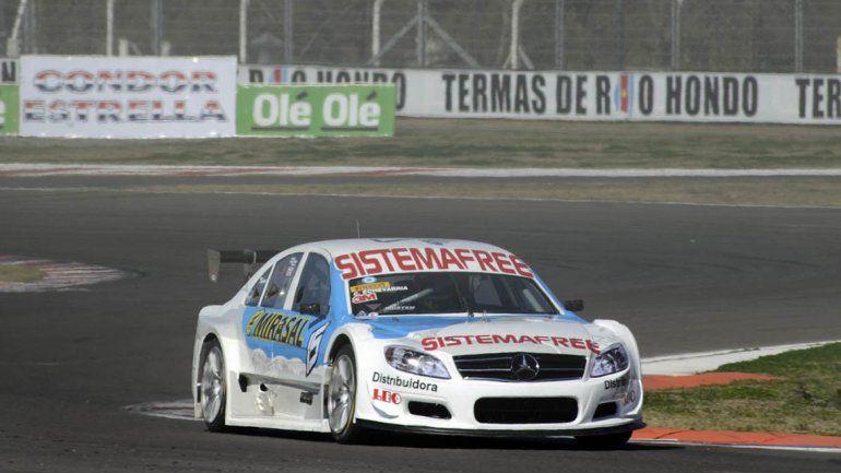 Camilo tuvo una mala tarde y quedó en el puesto 21 en el Top Race