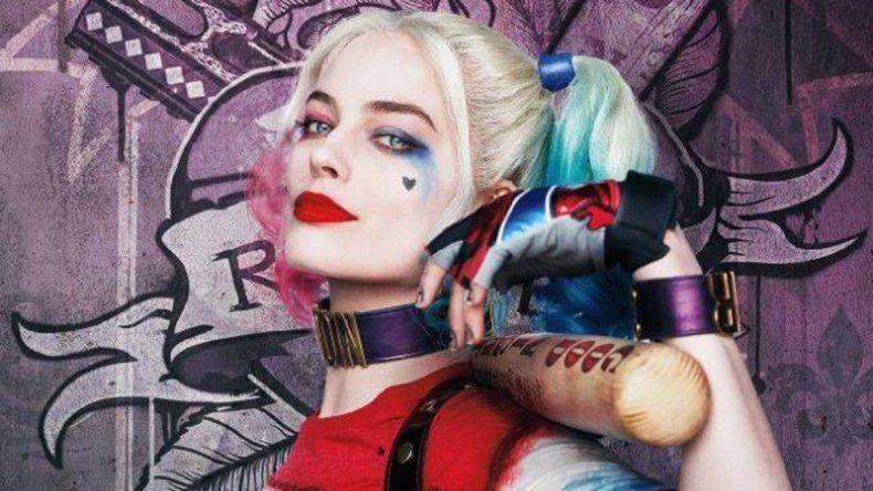 Margot Robbie es Harley Quinn