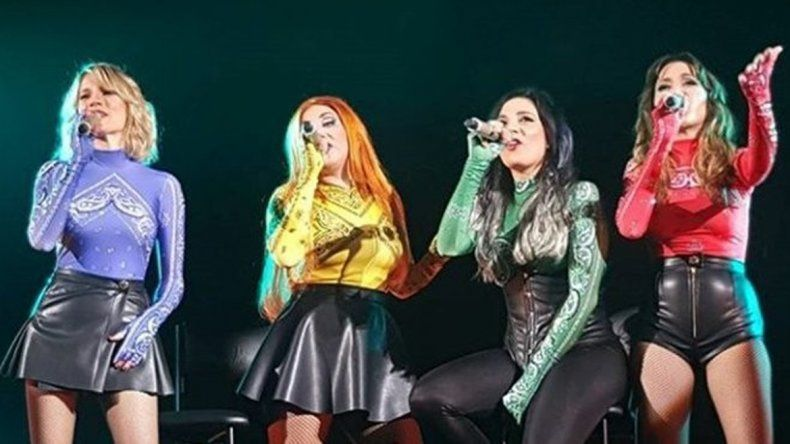 bUENOS aIRES Con un impresionante show en el teatro Lola Membrives tras doce años de ausencia