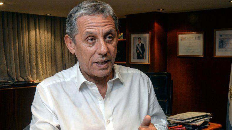 Pechi le pide a Gutiérrez que garantice el tránsito y que no ceda ante la extorsión de ATE