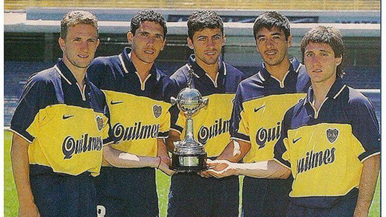 Tanto en su etapa en Boca como en sus años en Vélez