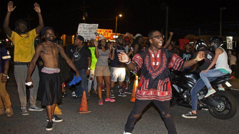 Nuevas protestas violentas contra la policía en Estados Unidos