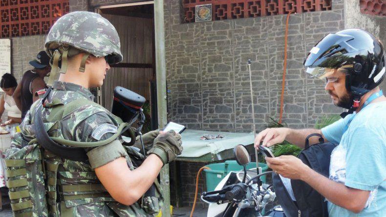 Unos 41 mil efectivos formarán parte del gran operativo de seguridad.