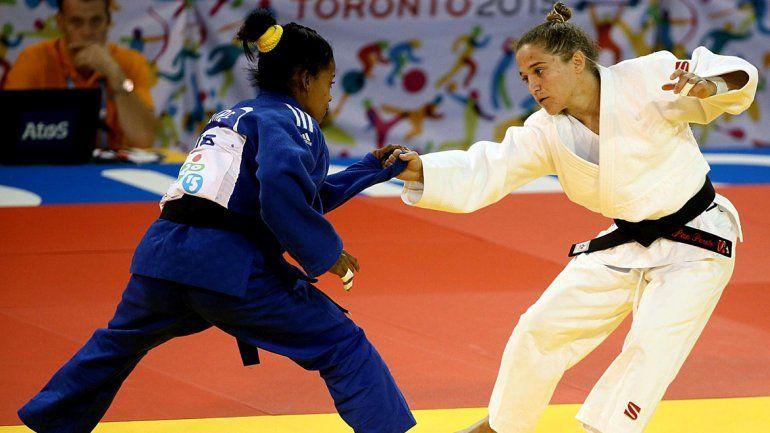 Briceño entiende que Pareto (derecha) puede ganar una nueva medalla.