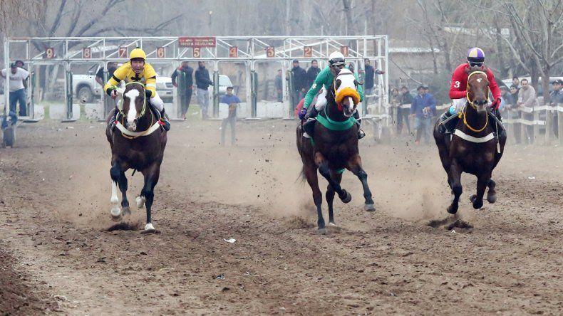 Copero ganó por el pescuezo la prueba central de la competencia.