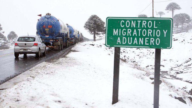 Conocé cómo están los pasos fronterizos en Neuquén