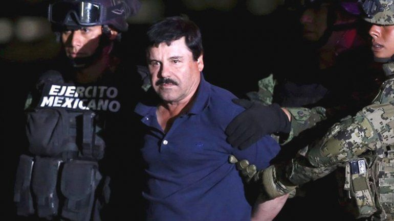 El capo narco está detenido en Ciudad Juárez bajo seguridad máxima.