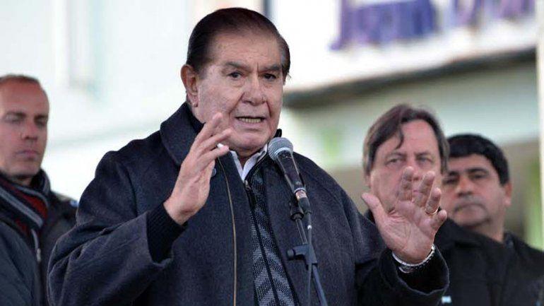Guillermo Pereyra volvió a anunciar su alejamiento del gremio petrolero.