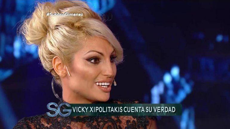 Esta no es la primera vez que Moria critica a Vicky