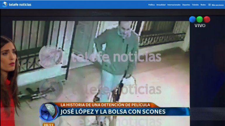 Piden indagar a la monja que ayudó a López a ingresar los bolsos al convento