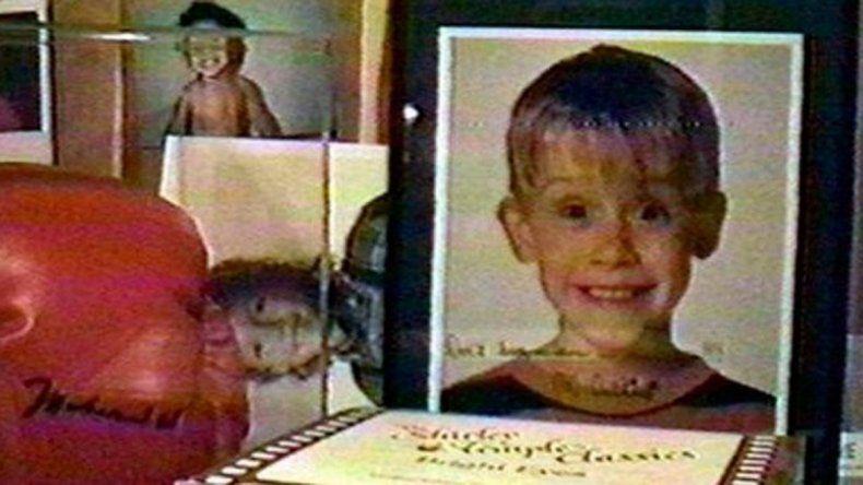 El rumor toma fuerza luego de que se encontrara una foto del actor en el rancho de Michael Jackson.