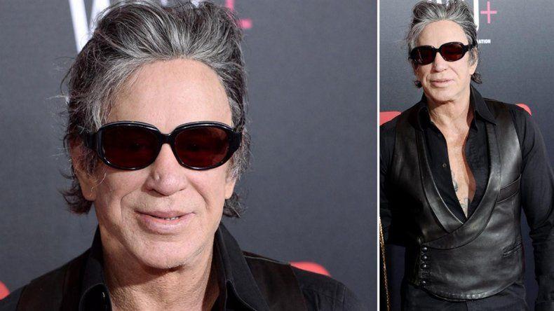 El famoso actor ha sufrido más de una intervención.