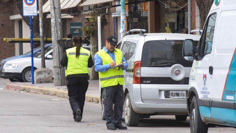 En lo que va del año se labraron más de 13 mil actas de infracción de tránsito en la ciudad.