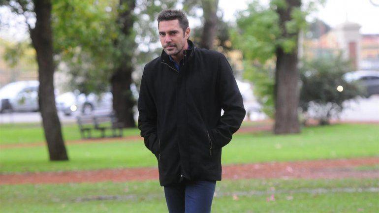 El actor se encuentra internado en la Clínica Avril.