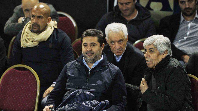 Angelici aseguró que hubo acuerdo con la B Nacional.