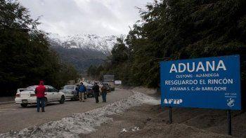 chile busca acelerar el transito en el paso samore