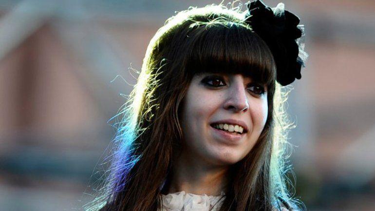 Florencia Kirchner estrenará una película sobre Santiago Maldonado