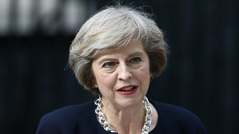 Le exigen a May que mantenga a los escoceses dentro de la UE.