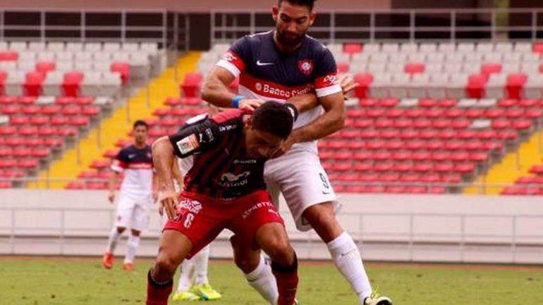 Blandi y Mussis erraron para San Lorenzo en la definición.